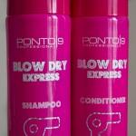 Blow Dry Express: Shampoo e Condicionador da Ponto 9