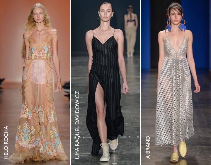Slip Dress no Verão 2017