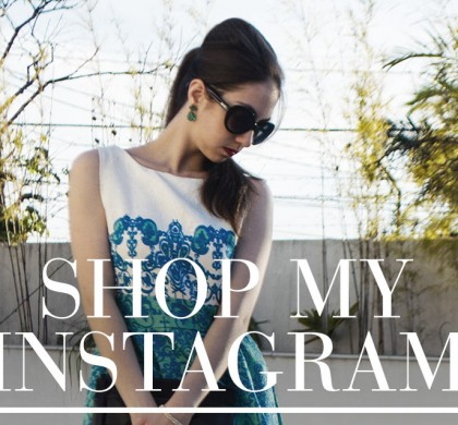 Shop my Instagram – Setembro 2016