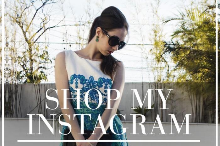 Shop My Instagram