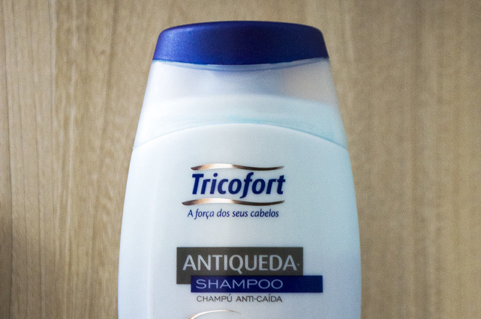 Shampoo Antiqueda Tricofort