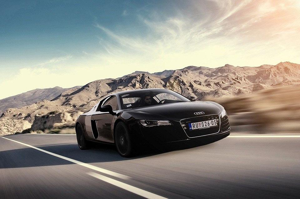 Fotos de carros: Audi R8