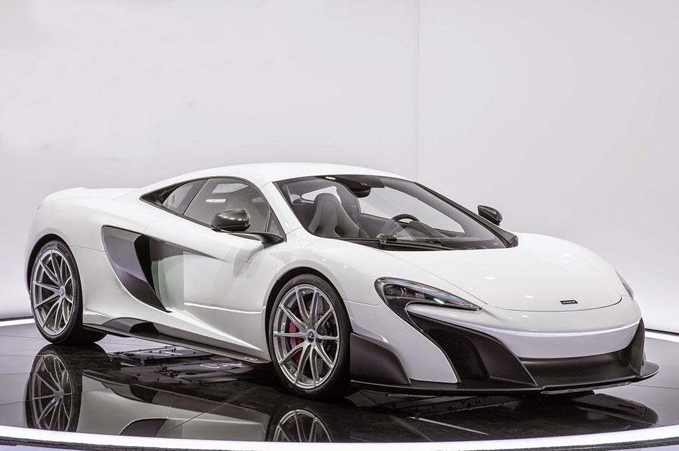 Fotos de carros: McLaren 675LT