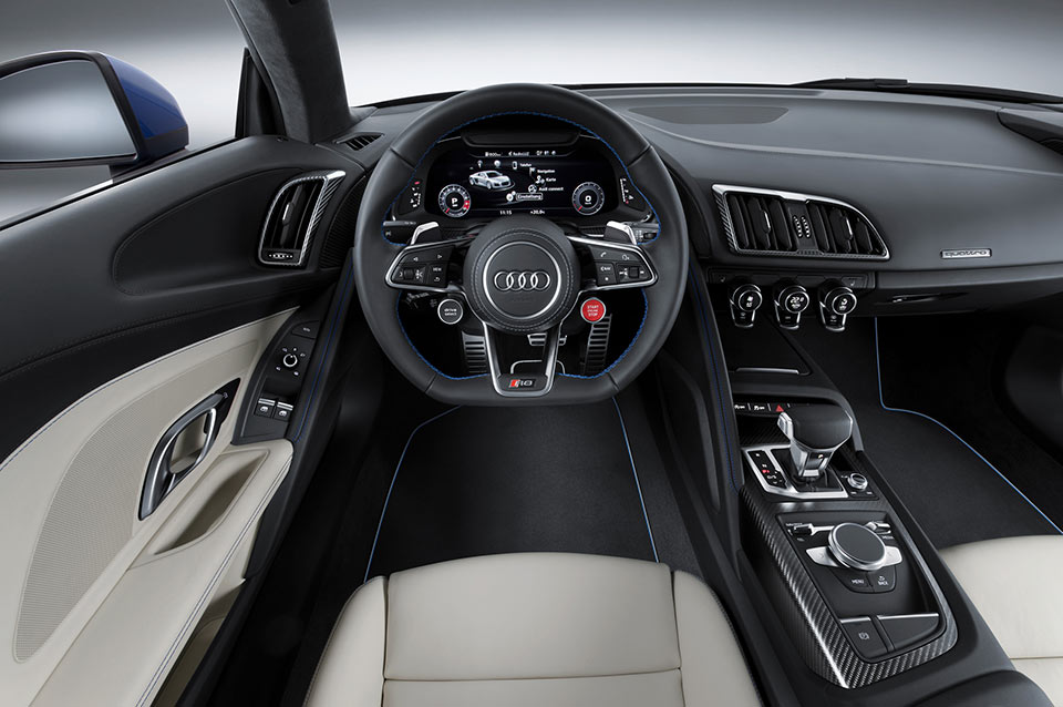 Fotos de carros: Audi R8 V10 2017