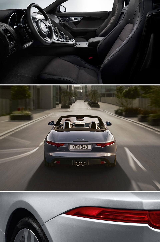 Fotos de carros: Jaguar F Type Premium