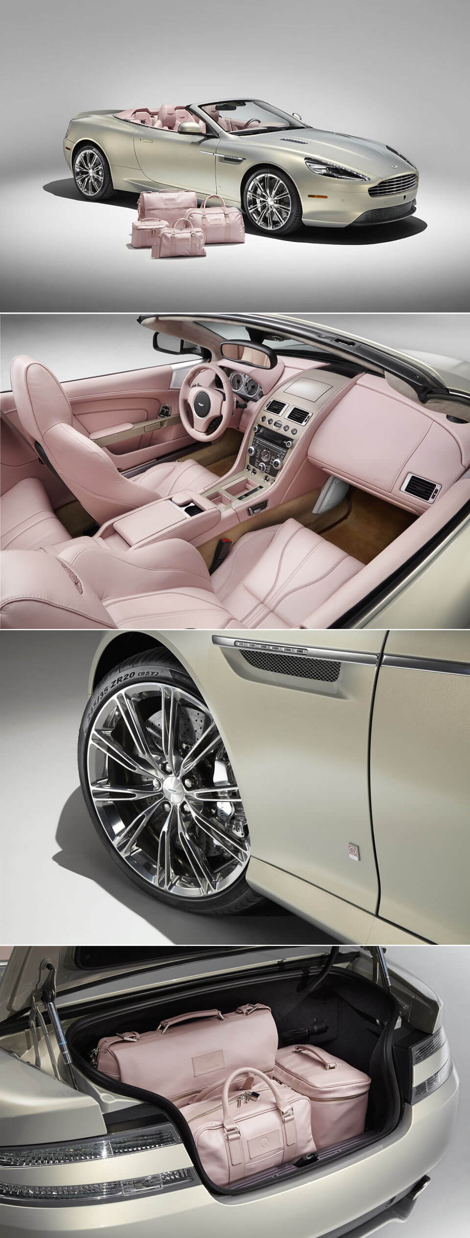 Fotos de carros lindos: Aston Martin Q DB9