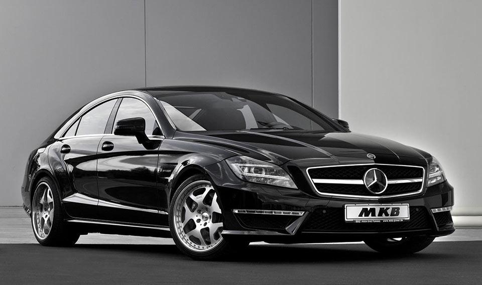 Fotos de carros: Mercedes AMG CLS63 S