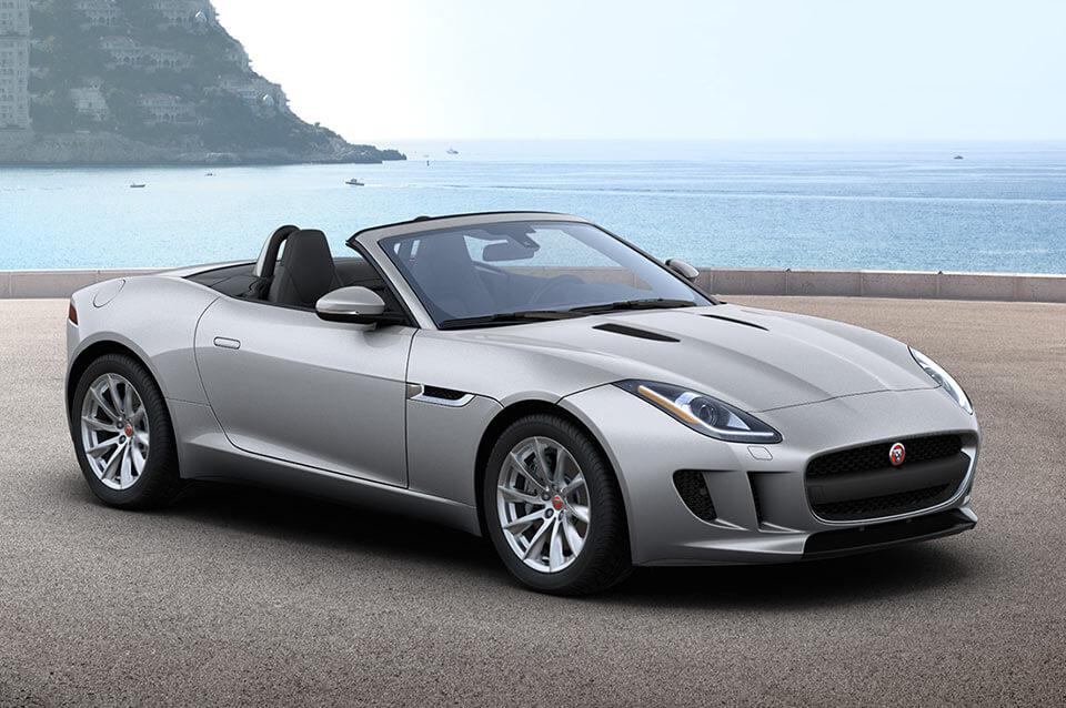 Jaguar F Type Premium conversível