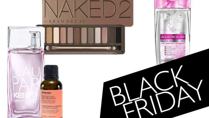Melhores ofertas da Black Friday: Beleza