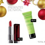 Presentes de Natal até R$ 99