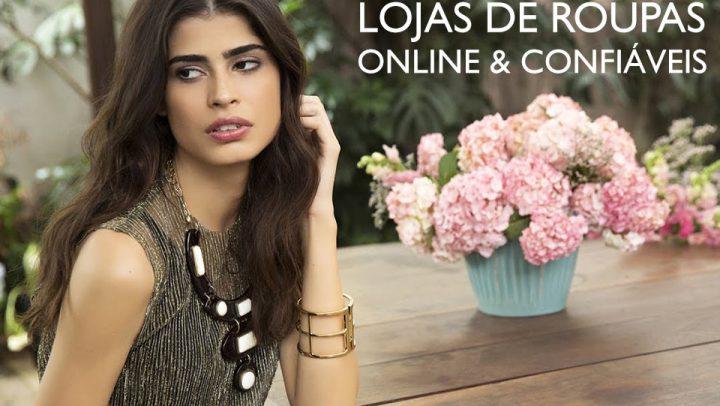 7 Lojas de roupas online confiáveis