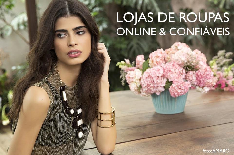Lojas de roupas online