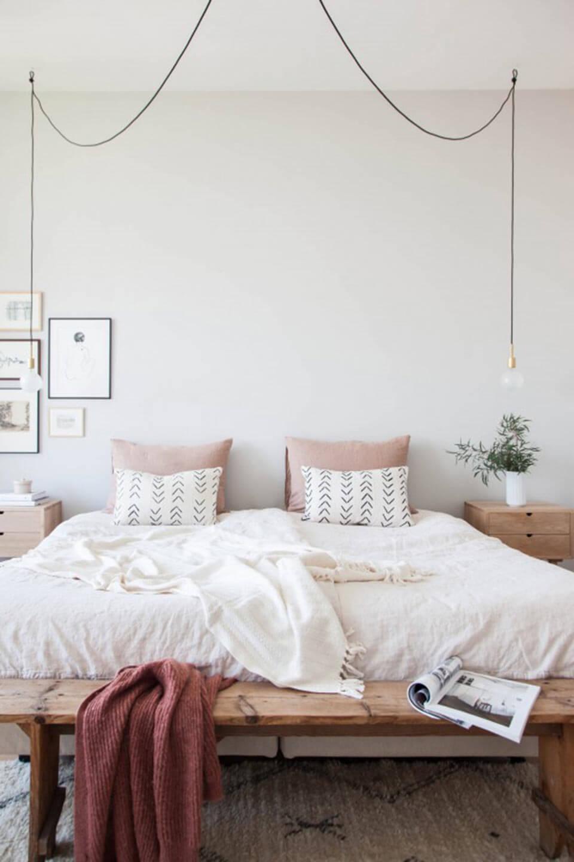 Quartos decorados - cama