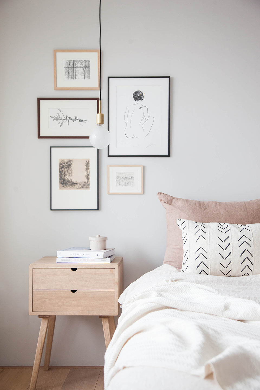 quartos decorados elegantes