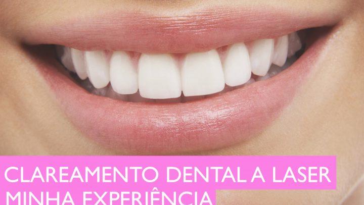 Clareamento dental a laser: como é feito e resultados