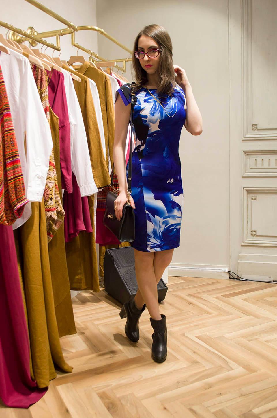 Look na loja Mes Demoiselles Milano