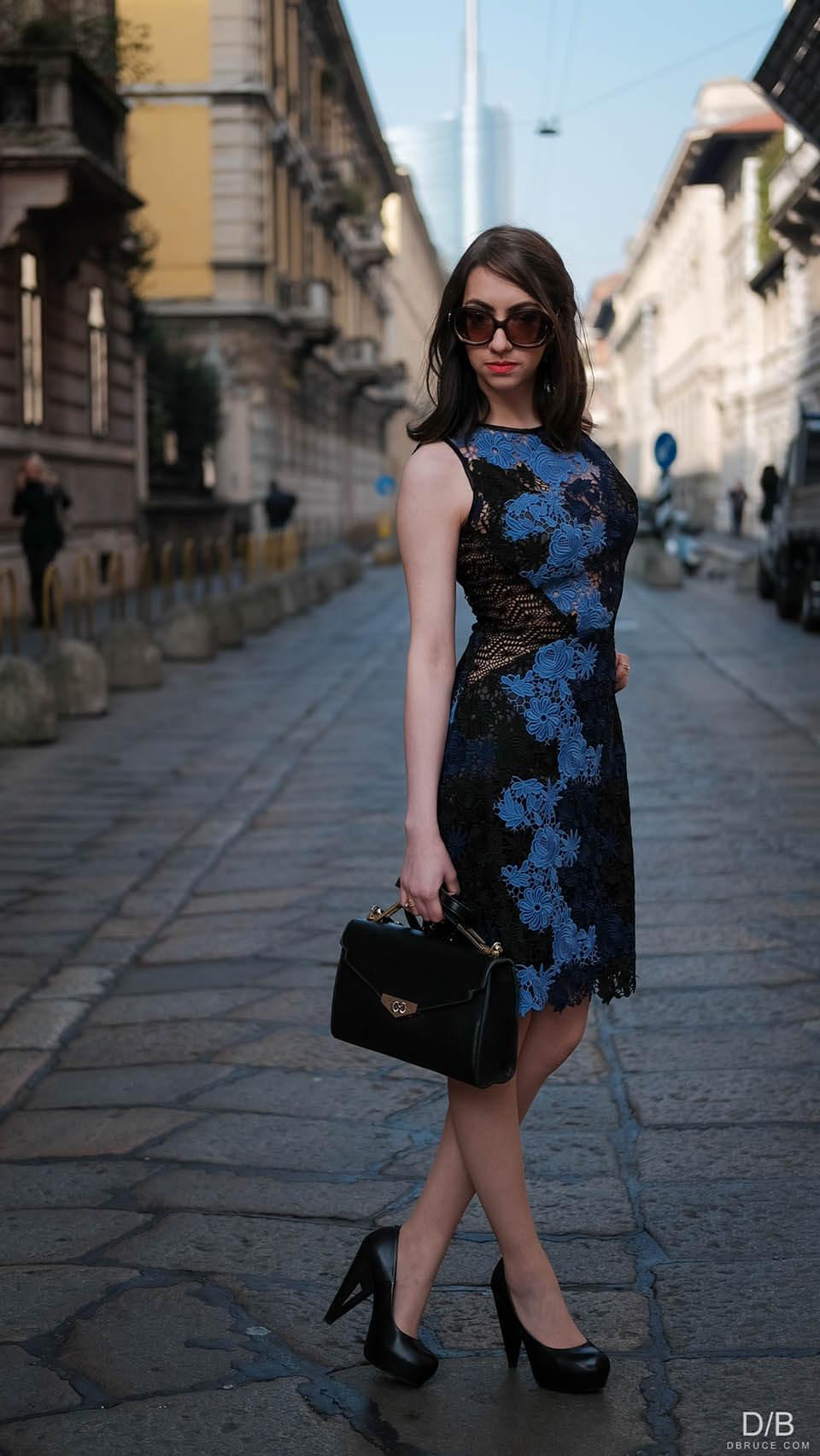 Manu Luize - vestido floral