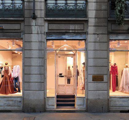Loja Mes Demoiselles Paris abre em Milão