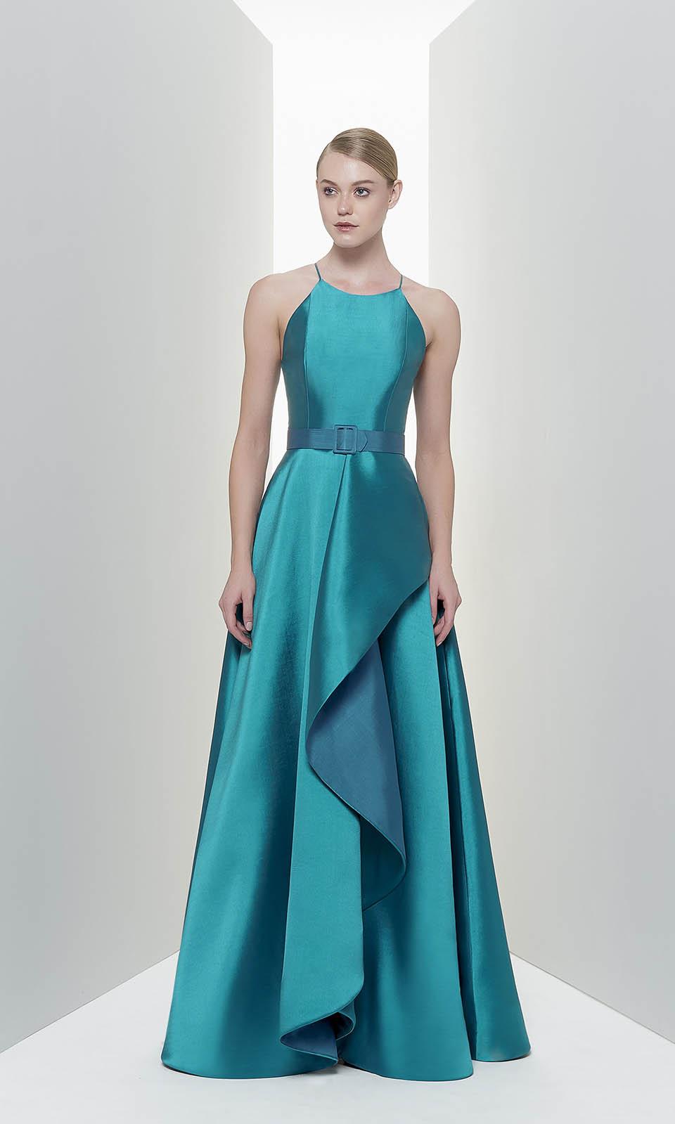 Vestidos de formatura minimalistas