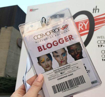 Cosmoprof 2017 – Bologna