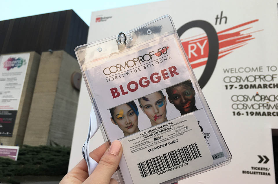 Cosmoprof 2017 Bologna