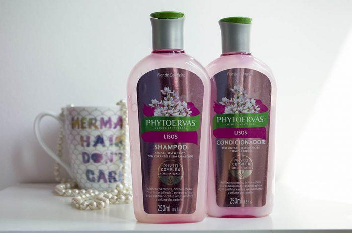 Shampoo Phytoervas Lisos