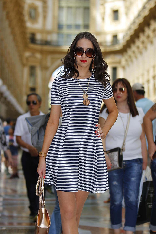 Look Galleria Vitorio Emanuele II