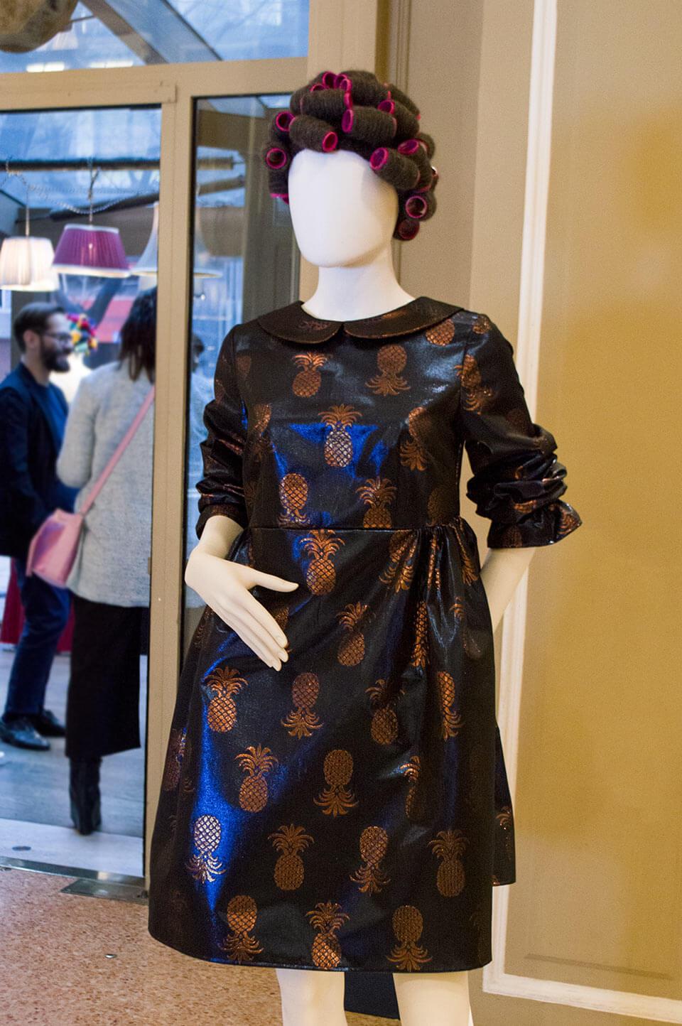 Ultràchic vestido