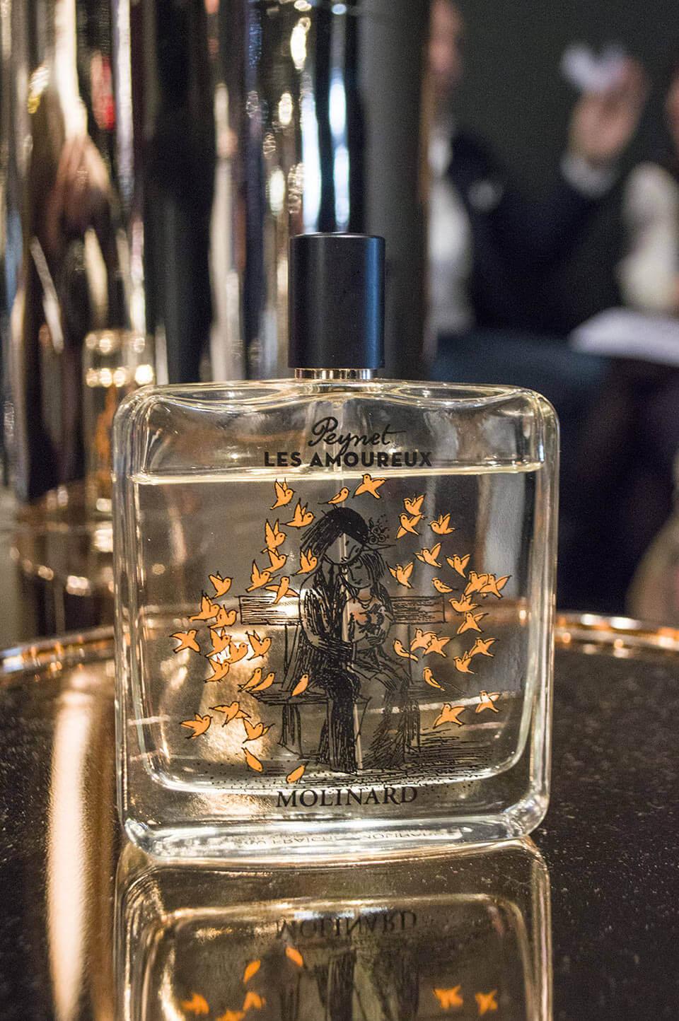 Perfume Les Amoureux da Molinard