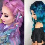 Os 55 Cabelos coloridos mais incríveis do Instagram