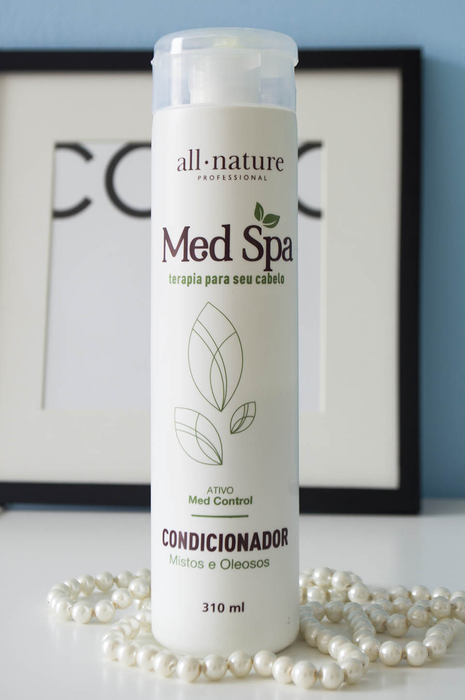 Condicionador Med Spa da All Nature