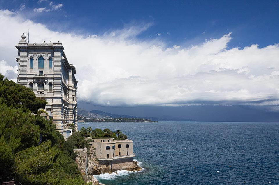 Museu Oceanografo de Mônaco