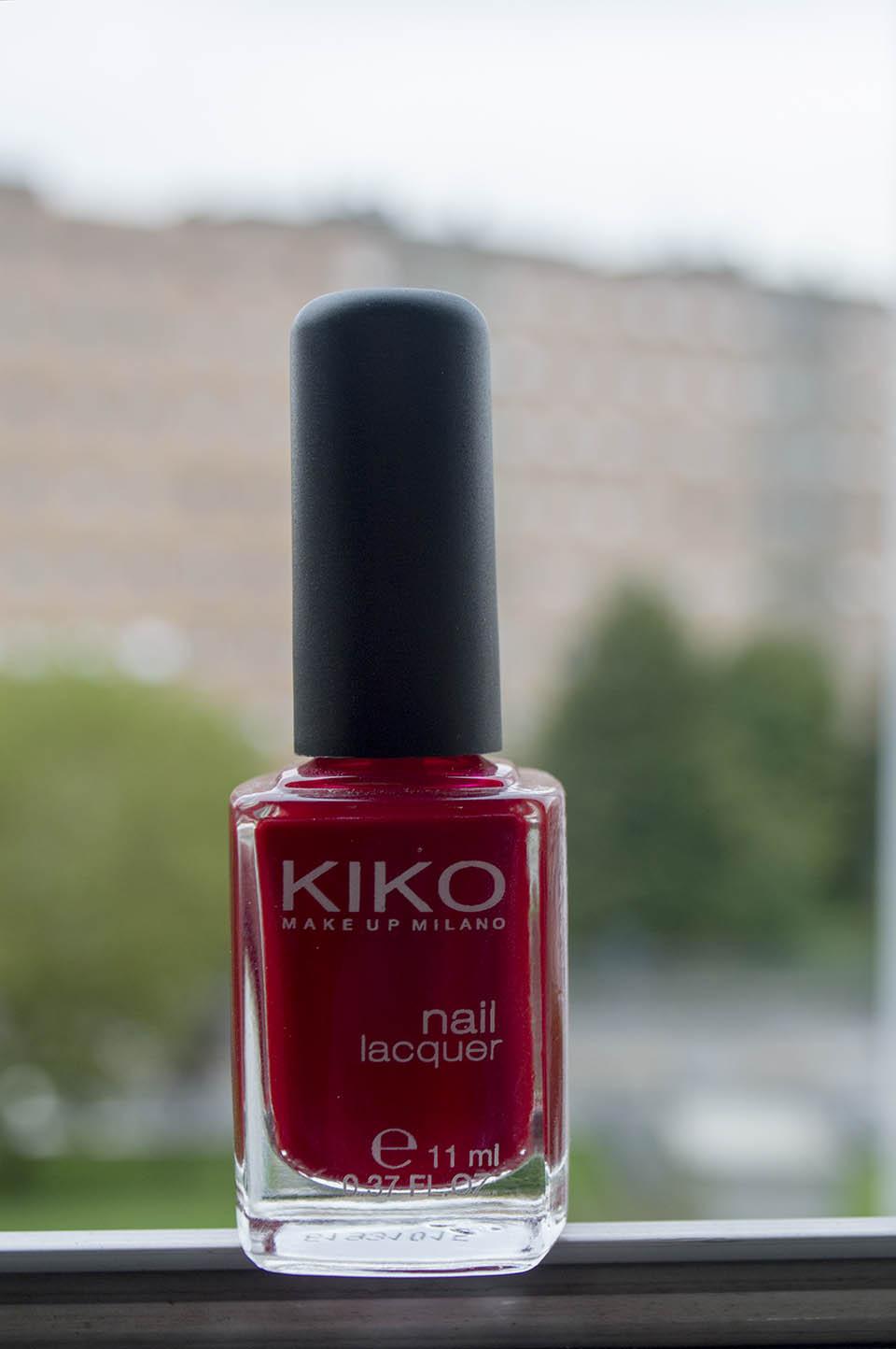 Kiko Milano 285 nail polish