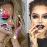 15 Halloween Makeup: The Most Glamorous Looks