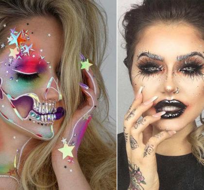 15 Maquiagens para Halloween Divas