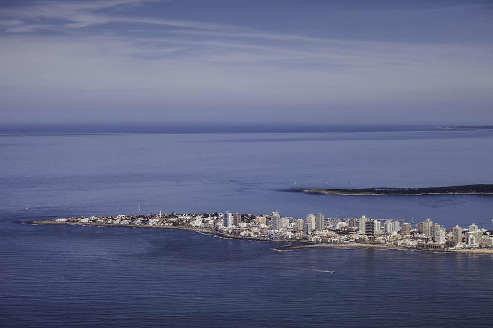 Punta del Este vista