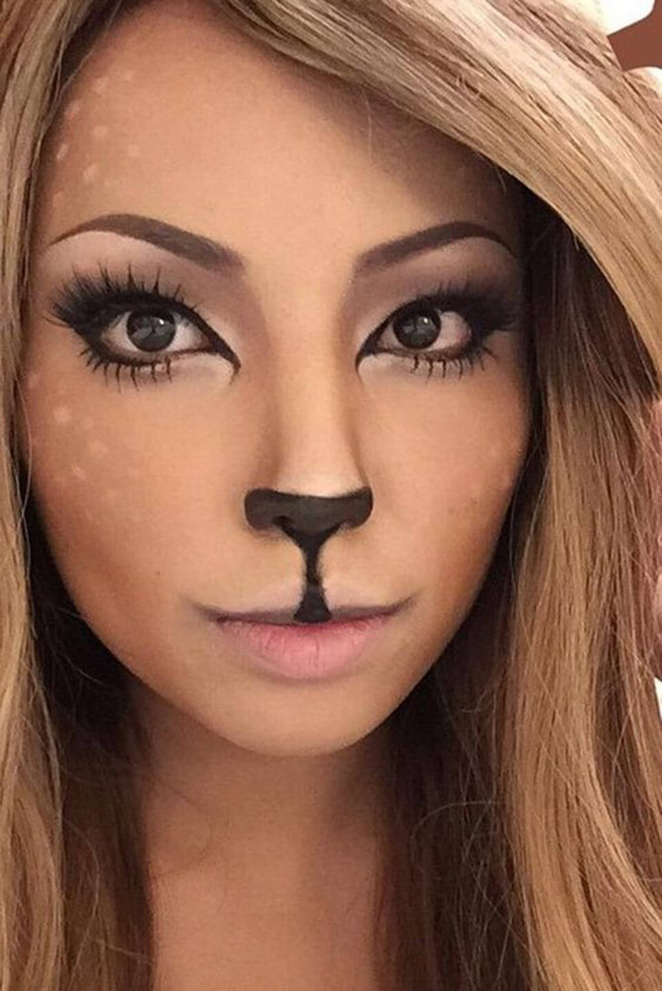 Cute Halloween Makeup
