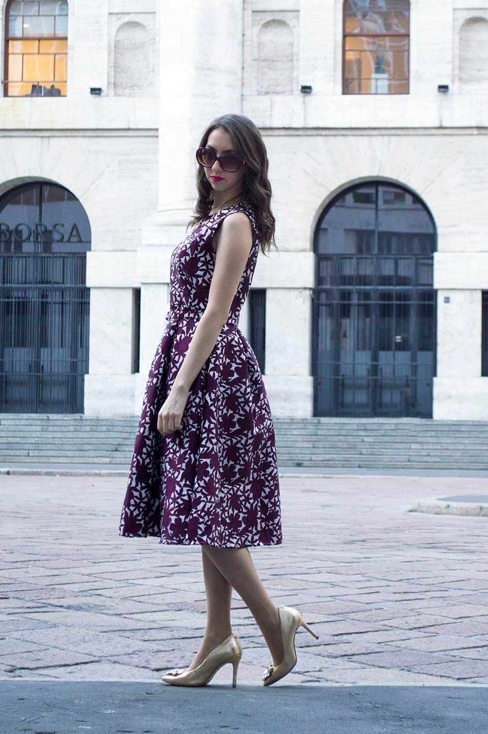 Midi dress StyleWe