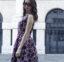 Look super feminino com vestido midi