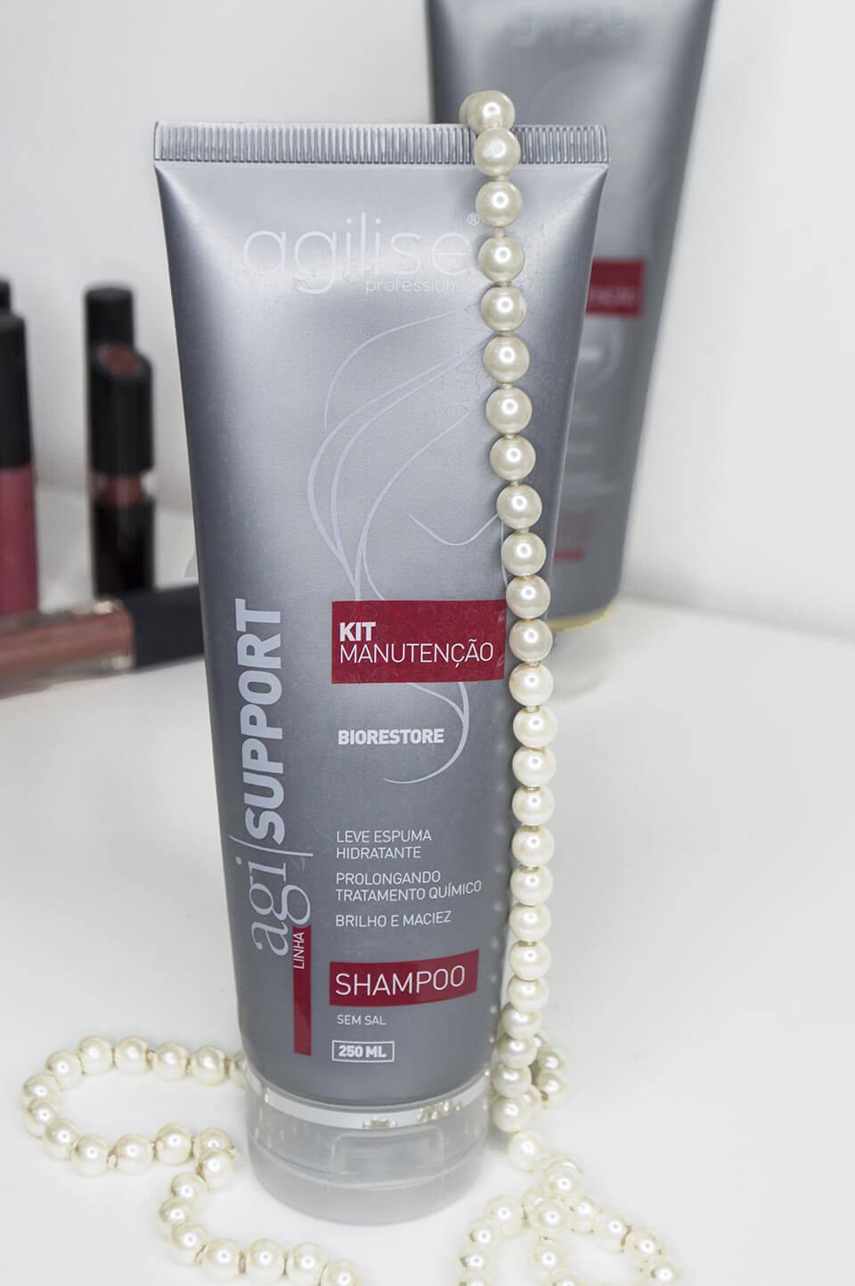 Shampoo Kit Manutenção Agilise Professional