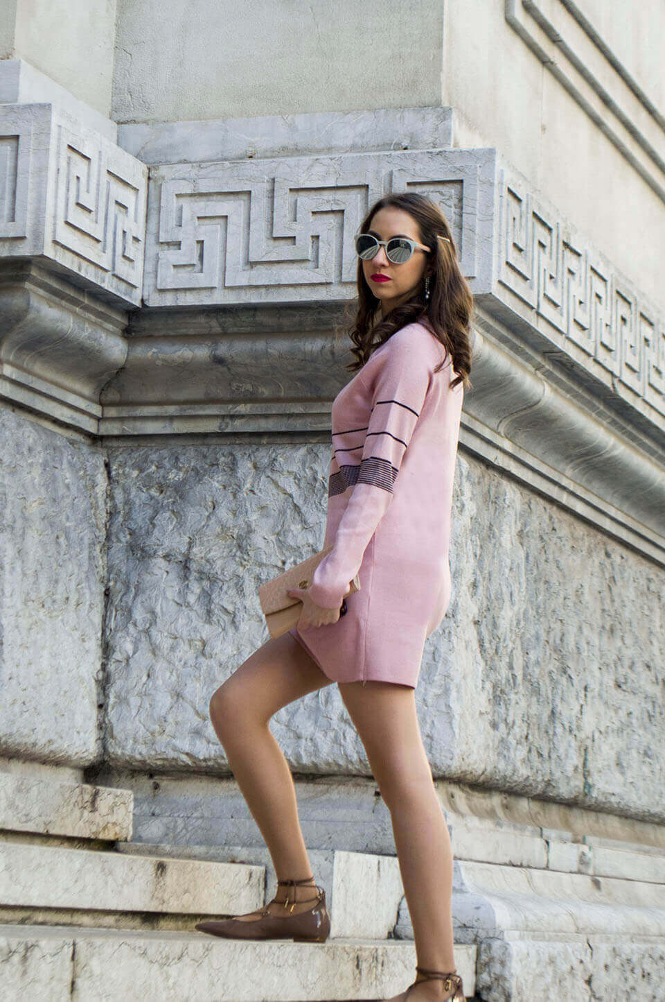 Sweater dress - Manu Luize