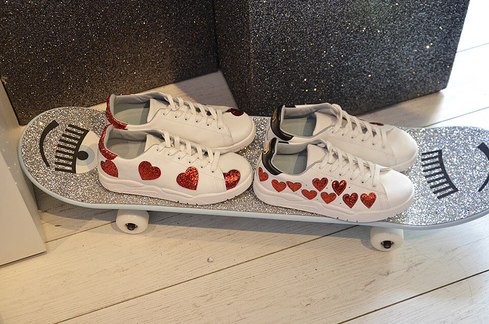 Chiara Ferragni Collection sneakers