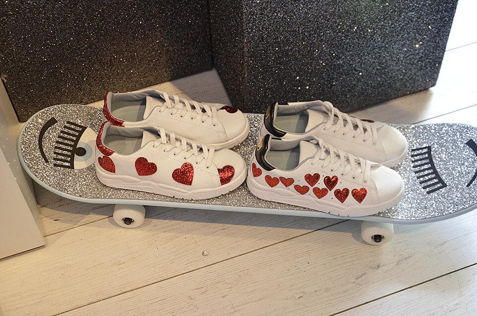 Chiara Ferragni Collection sneakers