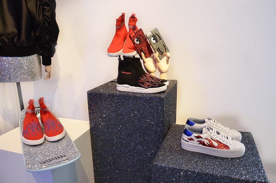 Chiara Ferragni Collection SS 2018