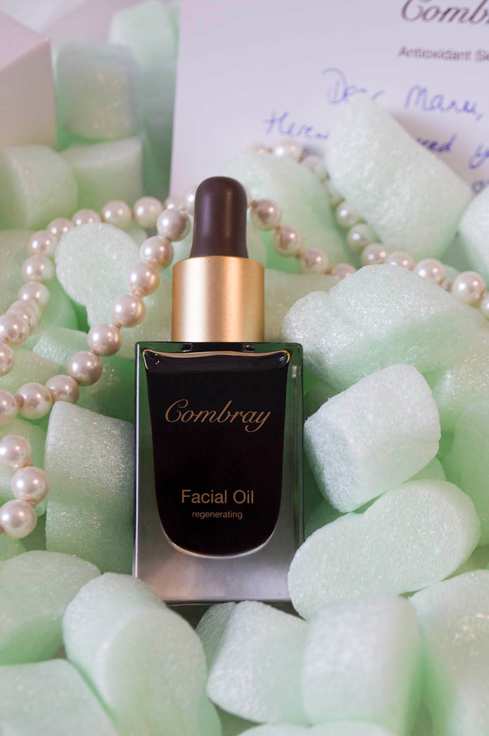 Combray Facial Oil (Resenha)