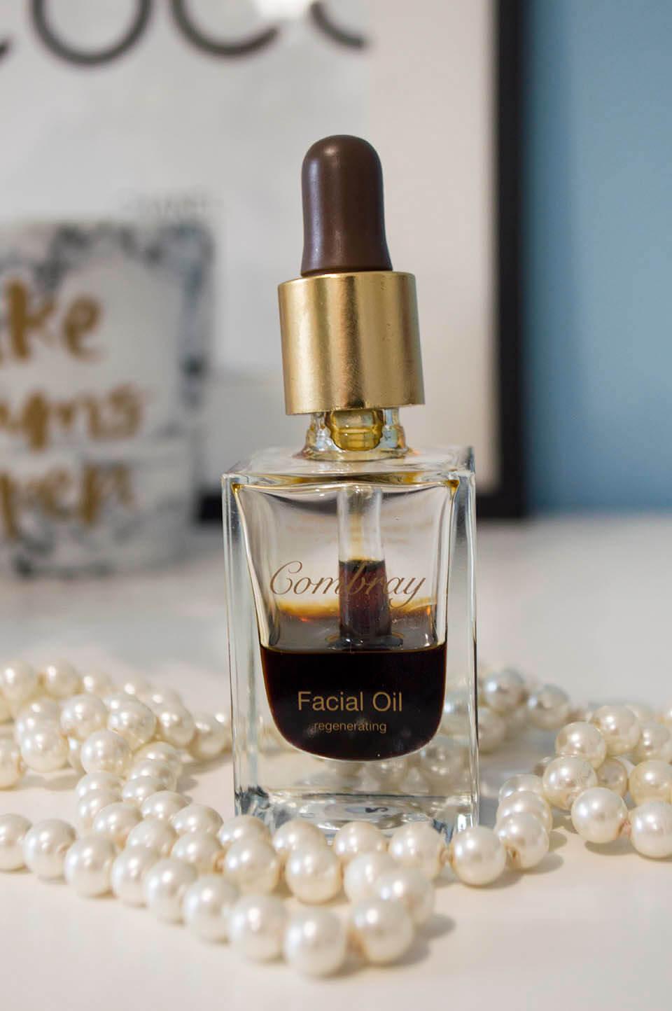 Facial oil Review: Combray