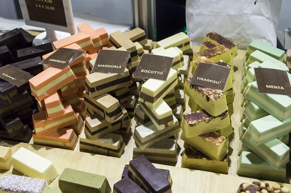 Salon du Chocolat Milano 2018
