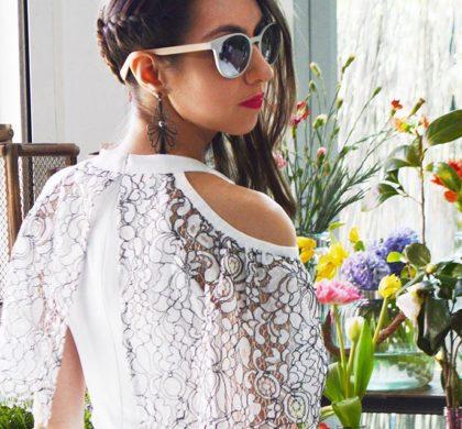 Vestido branco: Look de verão