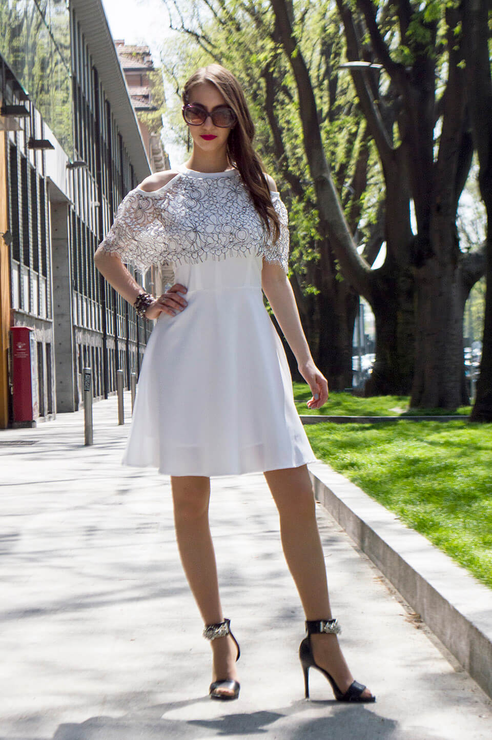 Stylewe White dress