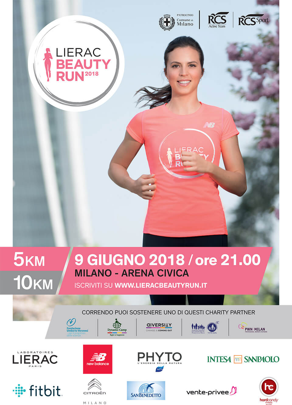 Lierac Beauty Run 2018